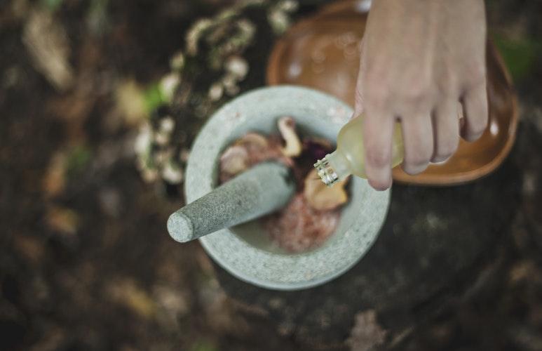 witchcraft herbalism