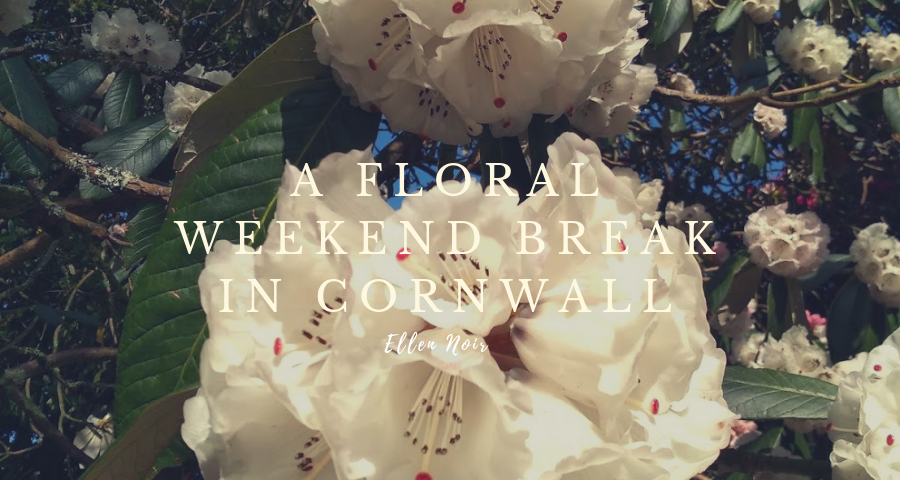 A Floral Weekend Break in Cornwall
