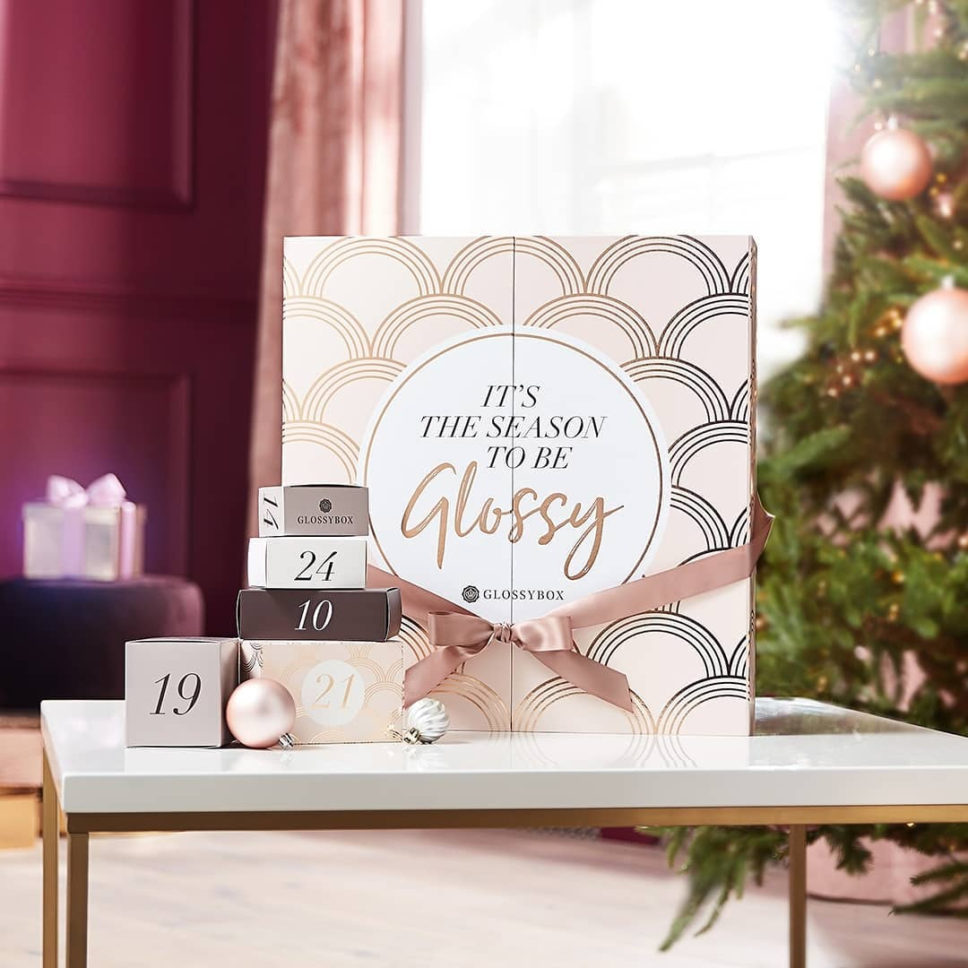 Glossybox Advent Calendar 2019 Review