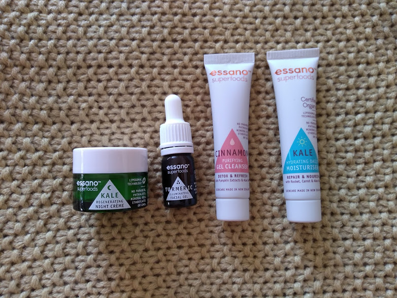 Essano Skincare Superfoods Collection Review