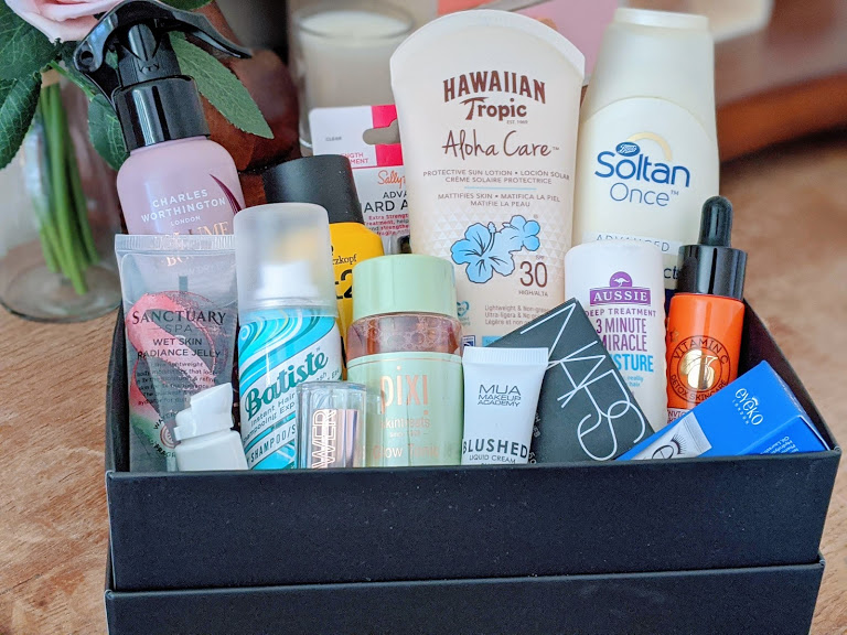Latest In Beauty Box