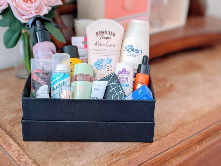 LiB Fabulous Beauty Awards 2020 Box