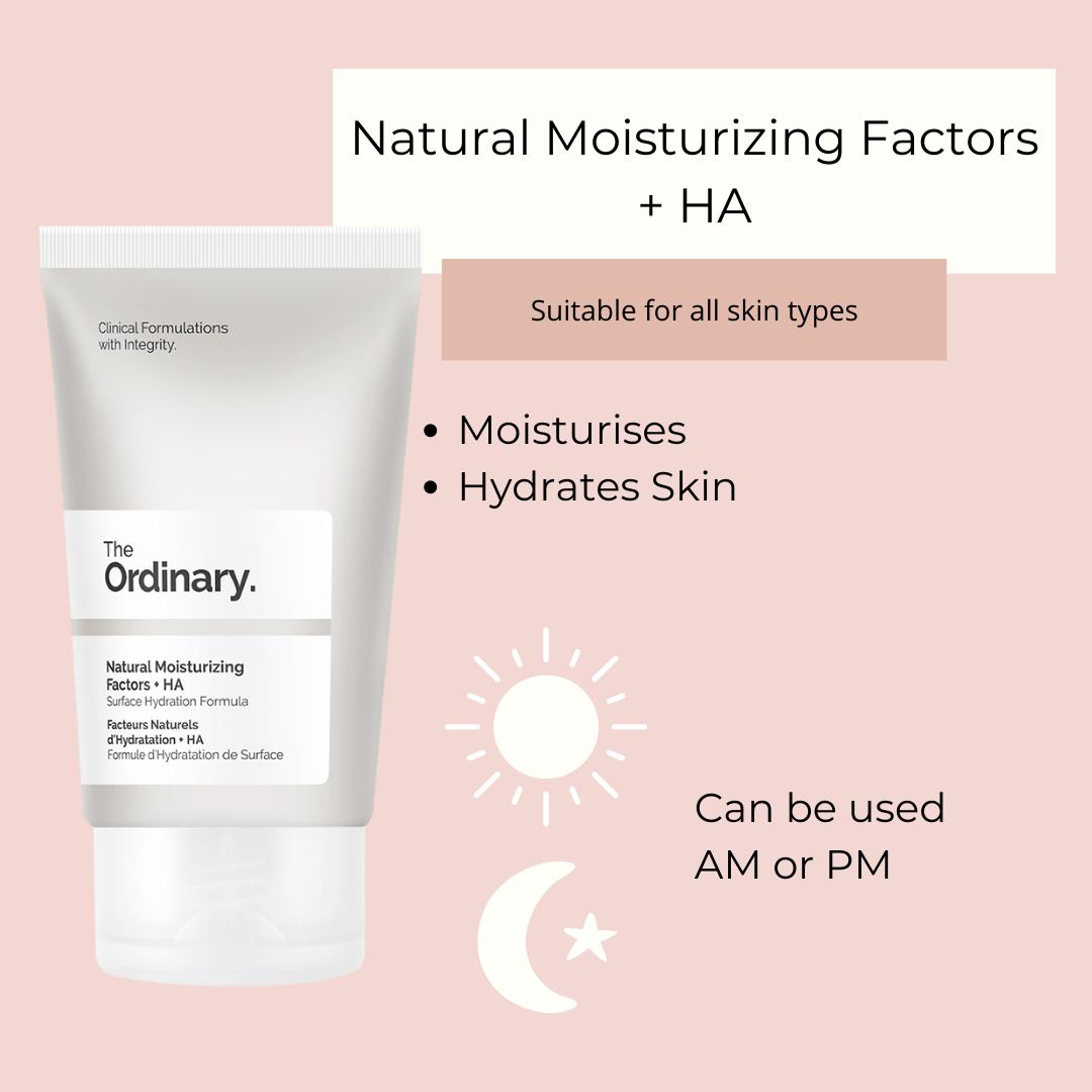 natural moisturising factors