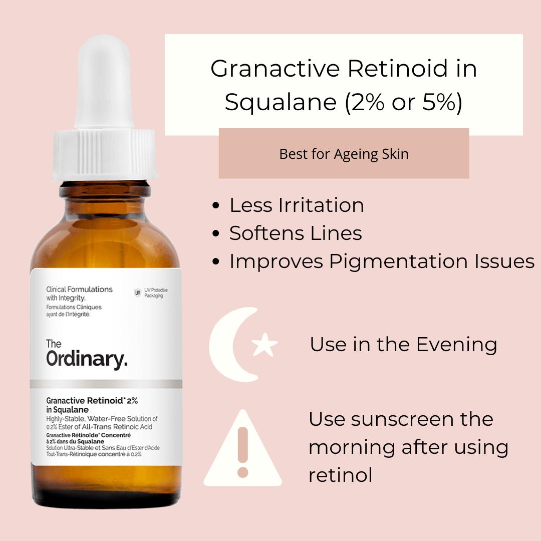 granactive retinol