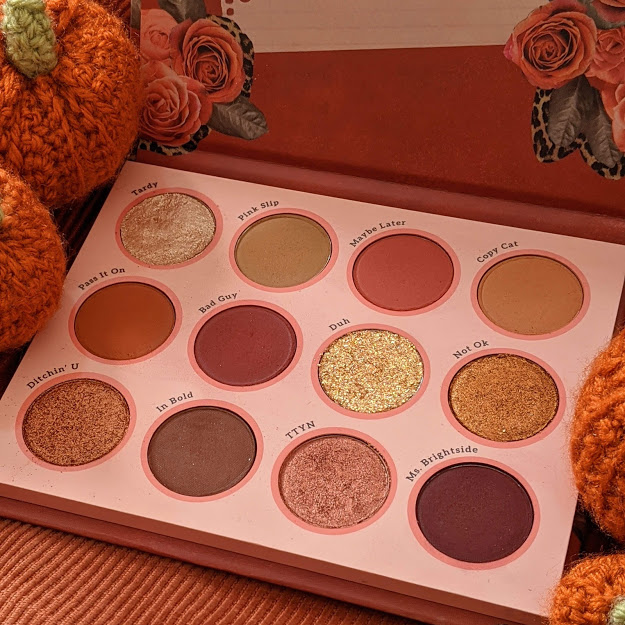 Colourpop Whatever Palette