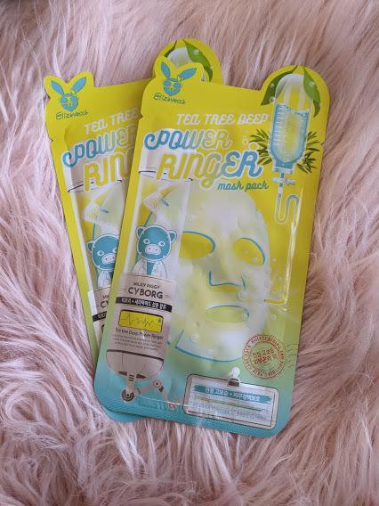 tea tree power ringer mask