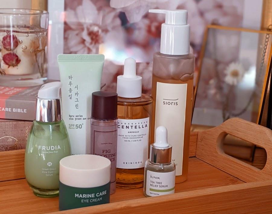 Morning Korean Skincare Routine for Oily Skin