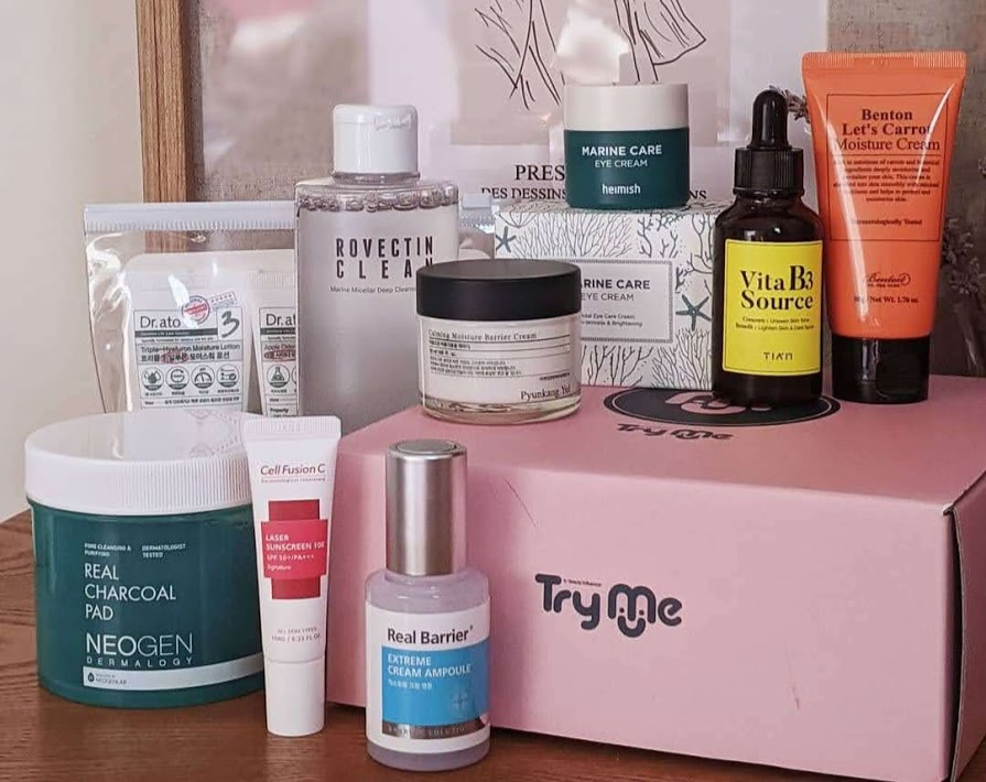 StyleKorean Try Me, Review Me New Year, New Skincare Review