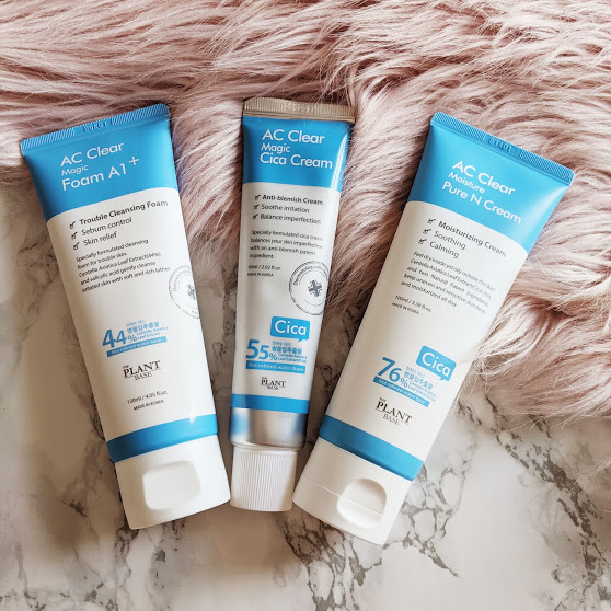 The Plant Base AC Clear Skincare