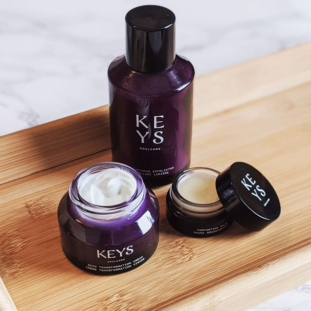 Keys Soulcare Skincare Products