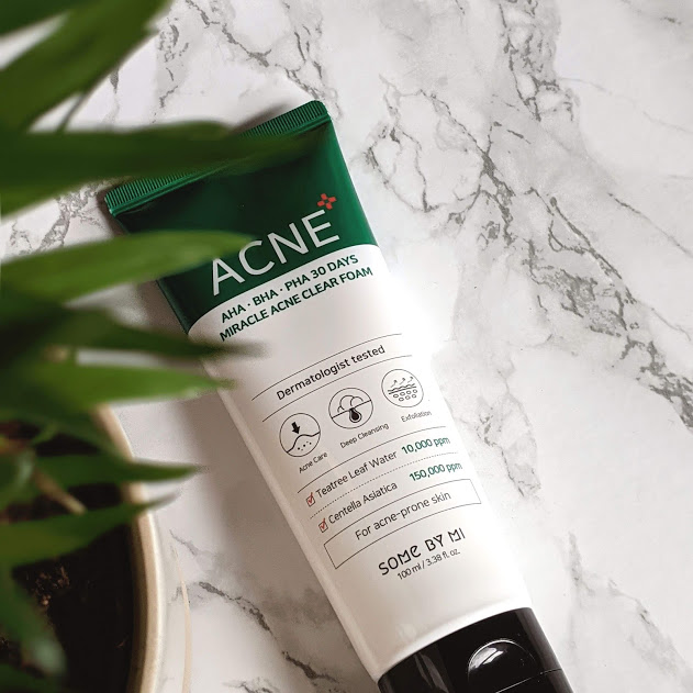 some by mi acne face wash