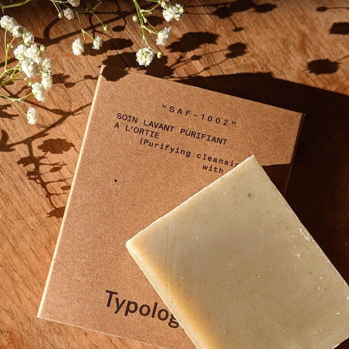 Typology nettle soap
