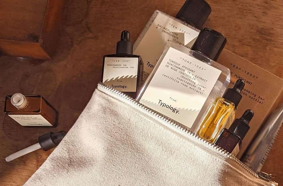 Typology Skincare Routine for Oily Skin (AE+)