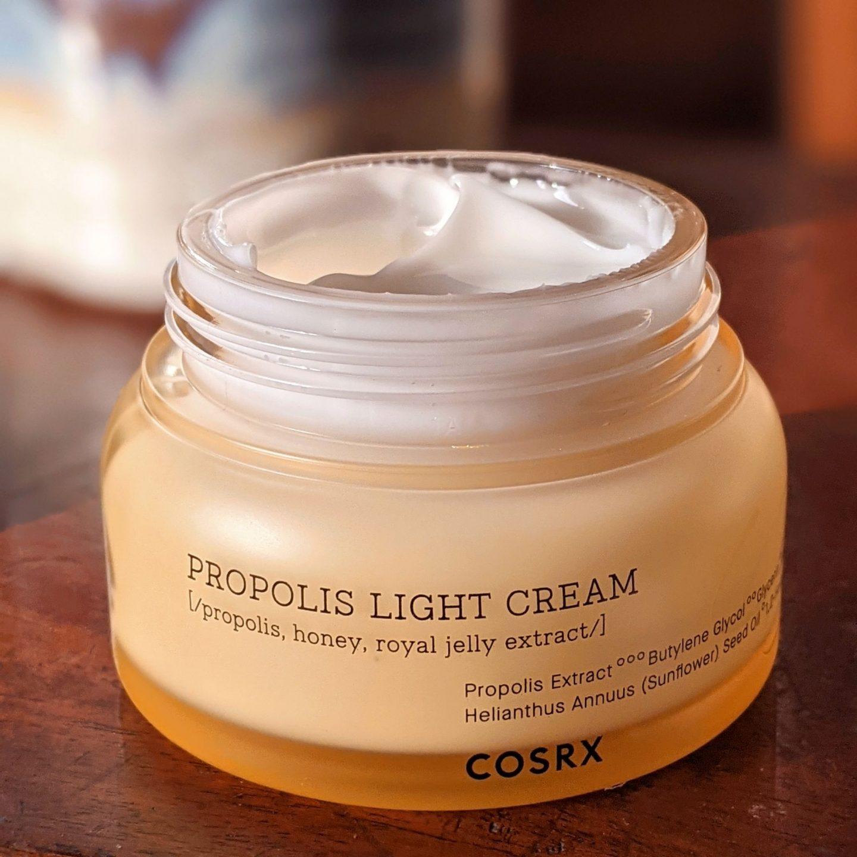propolis light cream cosrx