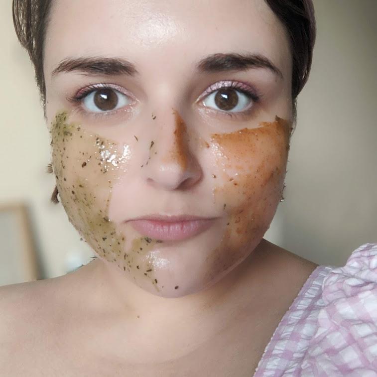 korean skincare mugwort masks