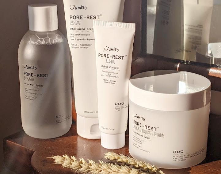 Jumiso Pore Rest Skincare Collection